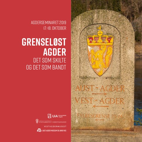 Program Agderseminaret 2019 Web